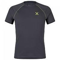 [해외]몬츄라 Under First Short Sleeve T-Shirt 4138301795 Lead / Yellow Fluor