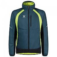 [해외]몬츄라 Vulcan 2.0 Jacket 4138301799 Ash Blue / Lime Green