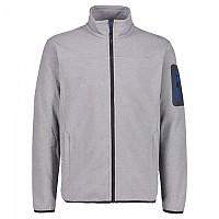 [해외]CMP Full Zip Fleece 4138309231 Grey
