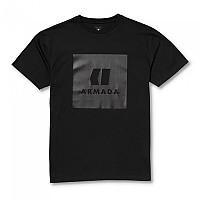 [해외]ARMADA Icon Short Sleeve T-Shirt 4138328996 Black