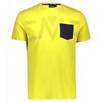 [해외]CMP Short Sleeve T-Shirt 4138350223 Cedar