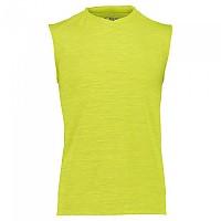 [해외]CMP Sleeveless T-Shirt 4138350270 Lime