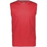 [해외]CMP Sleeveless T-Shirt 4138350276 Salsa