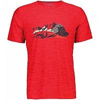 [해외]CMP T-Shirt 4138350326 Sauce Melange