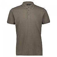 [해외]CMP Short Sleeve Polo 4138352202 Wood