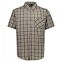 [해외]CMP Short Sleeve Shirt 4138352207 Corda / Wood