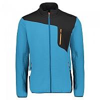 [해외]CMP Jacket Grid Tech Fleece 4138353475 Teal