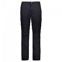 [해외]CMP Zip Off Pants 4138353568 Anthracite