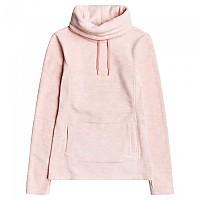 [해외]록시 Snow Flakes Vibes Fleece Silver Pink