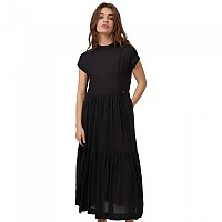 [해외]오닐 Teaser Long Dress Black Out