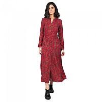 [해외]OXBOW N2 Dalila Long Printed Dress Berry