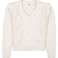 [해외]GARCIA Sweater Vanilla Ice