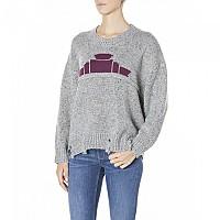 [해외]리플레이 DK7206.000.G23146 Sweater Grey Melange