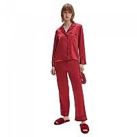 [해외]캘빈클라인 언더웨어 Long Sleeve Set Pyjama Rebellious