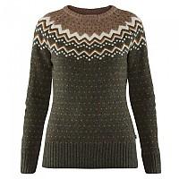 [해외]피일라벤 ?vik Knit Sweater Deep Forest