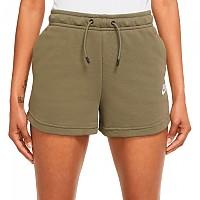 [해외]나이키 Sportswear Essential French Terry Shorts Medium Olive / White