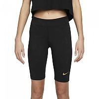 [해외]나이키 Sportswear Short Aop Print Leggings Black