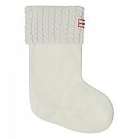 [해외]헌터 Mini Cable SST Short Socks Hunte White