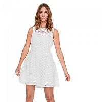 [해외]베로모다 Allie Lace Short Dress Refurbished Snow White
