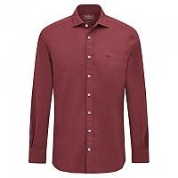 [해외]HACKETT Gmt Dyed Stretch Pop Long Sleeve Shirt Rose