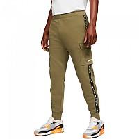 [해외]나이키 Sportswear Repeat Cargo Pants Medium Olive / White