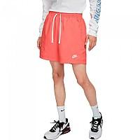 [해외]나이키 Sportswear Woven Shorts Magic Ember / White