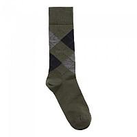 [해외]BOSS John RS Argyle WO Socks Open Green