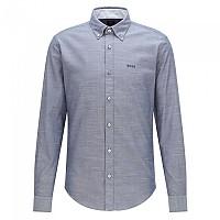 [해외]BOSS Rod Shirt Dark Blue