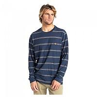 [해외]빌라봉 Die Cut Long Sleeve T-Shirt Denim