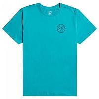 [해외]빌라봉 Rotor Arch Short Sleeve T-Shirt Teal