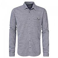 [해외]PETROL INDUSTRIES Long Sleeve Shirt Raven Grey