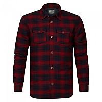 [해외]PETROL INDUSTRIES Long Sleeve Shirt Spice Red