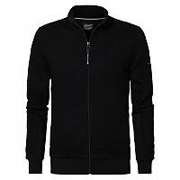 [해외]PETROL INDUSTRIES Full Zip Sweatshirt Black