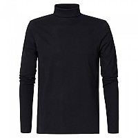 [해외]PETROL INDUSTRIES Long Sleeve Round Neck T-Shirt Dark Navy