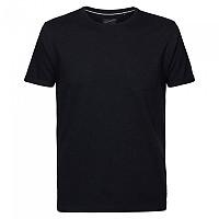 [해외]PETROL INDUSTRIES Short Sleeve Round Neck T-Shirt Black