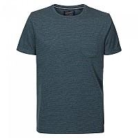 [해외]PETROL INDUSTRIES Short Sleeve Round Neck T-Shirt Wild Green