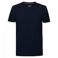 [해외]PETROL INDUSTRIES Short Sleeve Round Neck T-Shirt Dark Navy