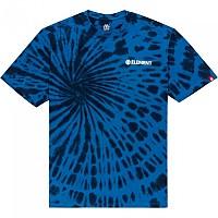[해외]엘레먼트 Blazin Chest Tie Dye Short Sleeve T-Shirt Deepwater