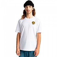 [해외]엘레먼트 Cracks Short Sleeve T-Shirt Optic White