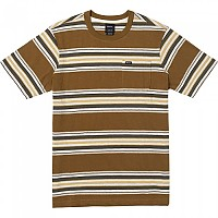 [해외]루카 Fragment Stripe Short Sleeve T-Shirt Camel