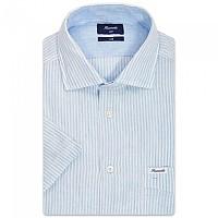 [해외]FA?ONNABLE Club Massena 3 Long Sleeve Shirt Sky / White
