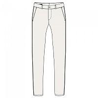 [해외]FA?ONNABLE Contemporary Chino Garment-Dyed Light Gab Cotton Stretch Chino Pants Off White