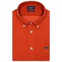 [해외]FA?ONNABLE Sportswear Club Button-Down 23 Long Sleeve Shirt Auburn