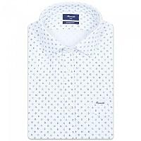 [해외]FA?ONNABLE Sportswear Contemporary Massena Bias 1 Long Sleeve Shirt White