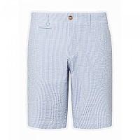 [해외]FA?ONNABLE Yd Lt Striped Seersucker Cotton Stripe Shorts French Blue