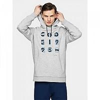 [해외]4F Sweatshirt Cold Light Grey Melange