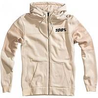 [해외]100% Emissary Full Zip Sweatshirt Grey