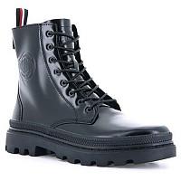 [해외]PALLADIUM Pallatrooper Off-1 Boots Black / Black