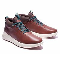 [해외]팀버랜드 Bradstreet Ultra WP/WL Chukka Shoes Cherry Mahogany