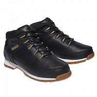 [해외]팀버랜드 Euro Sprint Hiker Boots Black Full-Grain